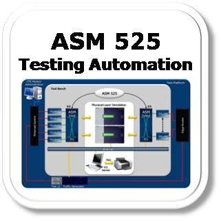 ASM 525 - Automation solutions