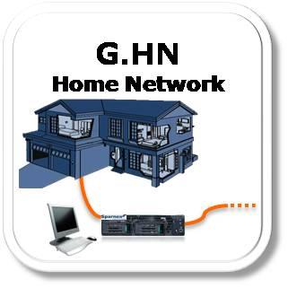 G.Hn - Home Network Wiring & PLC Testing