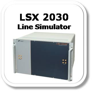 LSX 2030 - Line Simulation Solutions 30 MHz